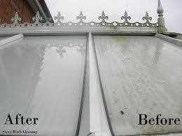 Conservatory roof clean Harpenden