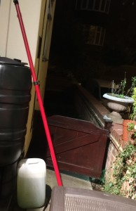 Gardiners clx-27 waterfed pole