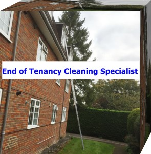 Harpenden end of tenancy cleaning specialist