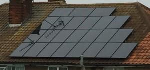 Solar panels Harpenden