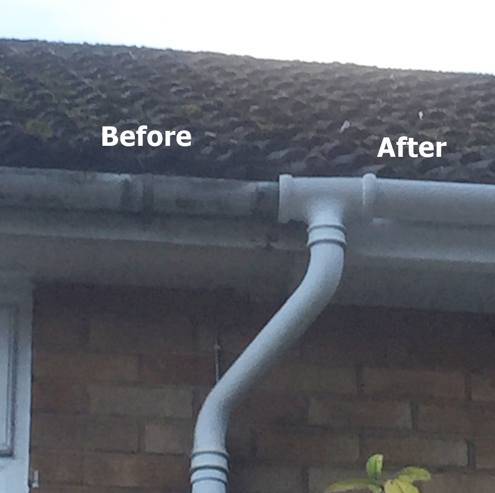 Harpenden Gutter Cleaning